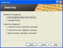 Image of Assign Key