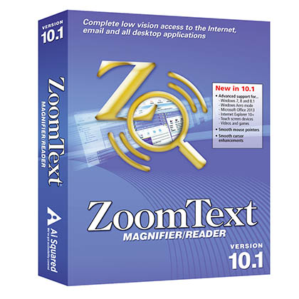 ZoomText Magnifier/Reader image