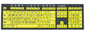 Image of Zoomtext Keyboard ver 4